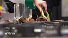 Top Chef : Alexia met le feu !