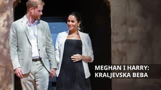 Meghan i Harry : Kraljevska beba