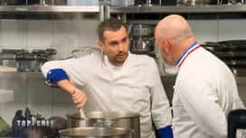 """Top Chef : Etchebest : """" On n'est pas passé loin de la catastrophe... """""""