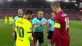Champions League : 07/05 : Liverpool - Barcelone : 1ère mi-temps