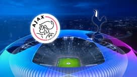 Champions League : 08/05: Ajax - Tottenham
