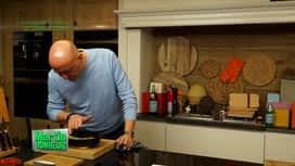 Martin Bonheur : Courgettes rôties au jambon Ganda