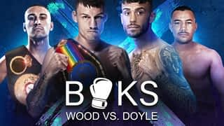 Boks: Wood vs Doyle