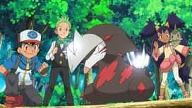 Pokémon : Les intrus de la grotte électrolithe !