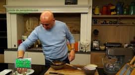 Martin Bonheur : Salade de pamplemousse aux petits pois