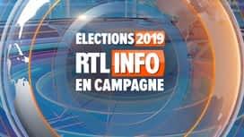 RTL Info en campagne en replay