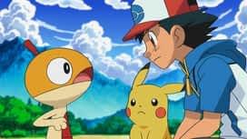Pokémon : Baggiguane, sauvage qui sort de l'œuf !