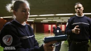 Premiers pas dans la police : les nouveaux gardiens de la paix
