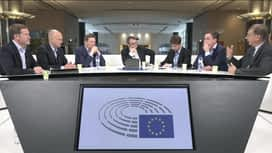 Le débat des têtes de liste : Le débat européen