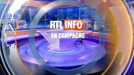 RTL Info en campagne : Emission du 14/05