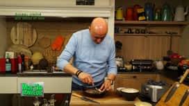 Martin Bonheur : Agneau gratiné aux olives et noix
