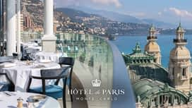 Hôtel de Paris Monte-Carlo en replay