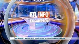 RTL Info en campagne : Emission du 16/05