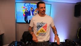 Fun Radio Family : DJ Getdown mixe dans Bruno dans la Radio (17 /05/19)