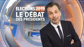 Le débat des Présidents en replay