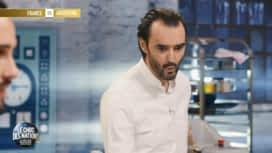 Le meilleur pâtissier - Les Professionnels : Cyril Lignac n'en croit pas ses yeux !