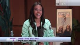 Absolument Stars : Questions de fans (2ème partie): Shy'm vous répond