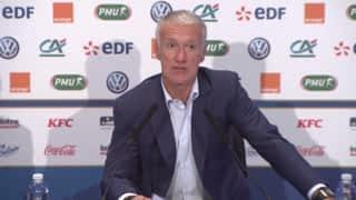 Liste des 23 de Didier Deschamps pour affronter la Turquie et Andorre