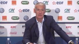 Equipe de France : Liste des 23 de Didier Deschamps pour affronter la Turquie et Andorre