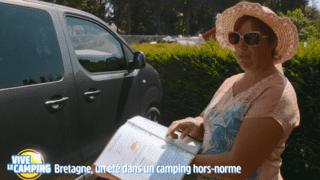 Bretagne, un été dans un camping hors-norme