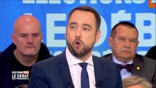 Le débat des Présidents : Elections 2019 : le débat des Présidents