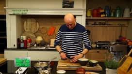 Martin Bonheur : Haricots verts sauce césar