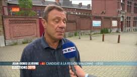 La Belgique vote : Jean-Denis Lejeune - CDH