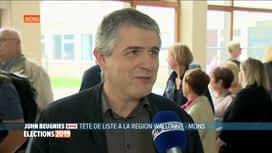 La Belgique vote : John Beugnies - PTB