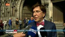 La Belgique vote : Elio Di Rupo - PS