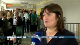 La Belgique vote : Jacqueline Galant - MR