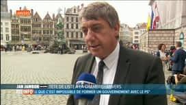 La Belgique vote : Jan Jambon - NVA