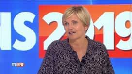 La Belgique vote : Florence Reuter - MR
