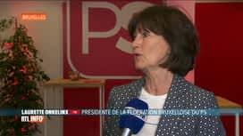 La Belgique vote : Laurette Onkelinx - PS