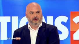 Les premiers résultats : Christos Doulkeridis - ECOLO