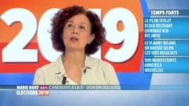 Les premiers résultats : Marie Nagy - DEFI