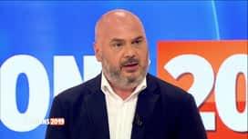 Les premiers résultats : Christos Doulkeridis - ECOLO face à Georges-Louis Bouchez - MR