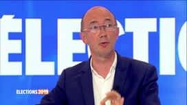 Les premiers résultats : Rudy Demotte - PS
