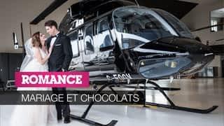 Mariage et chocolats