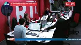 La matinale Bel RTL : Pierre-Yves Dermagne
