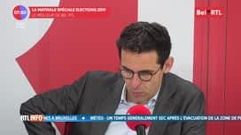 La matinale Bel RTL : Jean-Marc Nollet