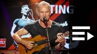 Le son Pop-Rock : Sting sur RTL2