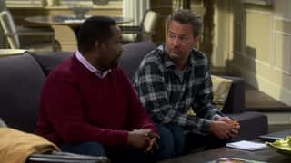 The Odd Couple : S03E01 London Calling