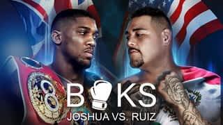 Boks: Joshua vs. Ruiz