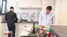 Norbert commis d'office : Anthony : maltraitance d'escargots / Khaira : sabotage d'omelette