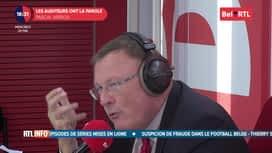 Les auditeurs ont la parole : 29/05 : Le Vlaams Belang invité au Palais...