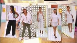 Les reines du shopping : Chic avec du blanc