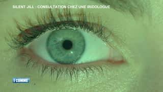 I comme : Consultation chez une iridologue