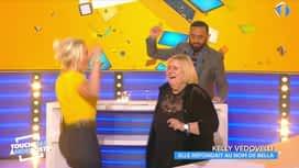 Touche pas à mon poste : Kelly Vedovelli enflamme le plateau avec sa maman