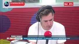La matinale Bel RTL : RTL Info 8h du 04/06