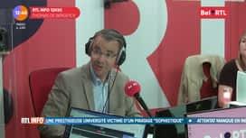 RTL INFO sur Bel RTL : RTL Info 12h30 du 04/06